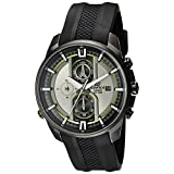 Casio Men's EFR-533PB-8AVCF EDIFICE Analog Display Quartz Black Watch