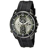 Casio Men's EFR-533PB-8AVCF EDIFICE Analog Display Quartz Black Watch