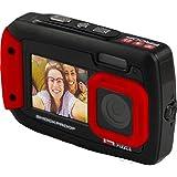 Ion Cool iCam - Waterproof Dual-Screen Selfie Camera - Red