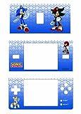 echange, troc Venom DS Lite Graphic Skin: Sonic the Hedgehog (Nintendo DS) [Import anglais]