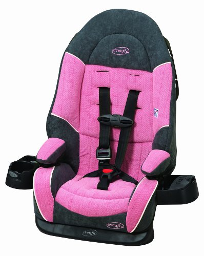 booster seat for car evenflo chase lx harness booster seat elise child seats for car. Black Bedroom Furniture Sets. Home Design Ideas