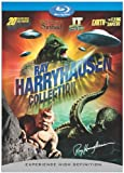 Ray Harryhausen Collection (20 Million Miles to Earth, Earth vs. Flying Saucers, It Came from Beneath the Sea, 7th Voyage of Sinbad) [Blu-ray] (Bilingual)