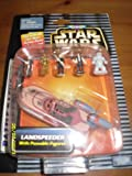 Star Wars Micro Machines 68010 - Action Fleet Battle Packs #11 - Cantina Encounter