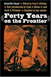 img - for Forty Years on the Frontier book / textbook / text book
