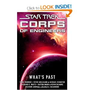 Star Trek: SCE: What's Past by Terri Osborne, Steve Mollmann, Michael Schuster and Richard C. White