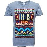 Leeds Festival - Mens 2012 Aztec T-Shirt (Sport Grey)