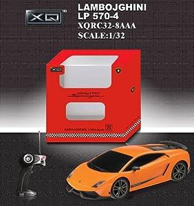 XQ 1:32 Remote Controlled Lamborghini Gallardo LP570-4