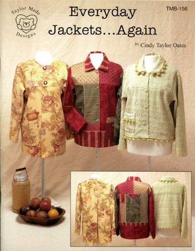 Everyday Jackets Again Sew Pattern Book (Cindy Taylor Oates Sew compare prices)