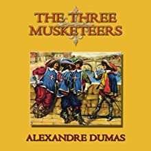 The Three Musketeers Audiobook by Alexandre Dumas Narrated by Simon Vance