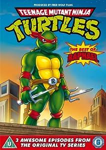 Teenage Mutant Ninja Turtles: Best Of Raphael [DVD]
