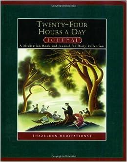 Hazelden 24 hours a day book
