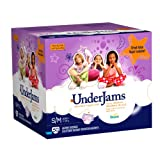 Pampers Underjams, Girls, Size 7 Small/Medium, 50 Count $22.99