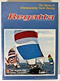 Avalon Hill Regatta the Game of Championship Yacht Racing