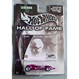 Hot Wheels Hall Of Fame Legends Ira Gilford Twin Mill Pink Chrome