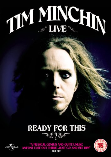Tim Minchin - Ready For This? [DVD]