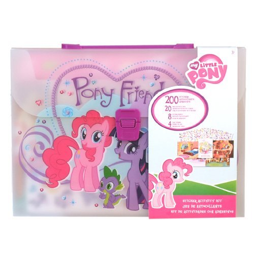 my little pony sticker activity kit - 1