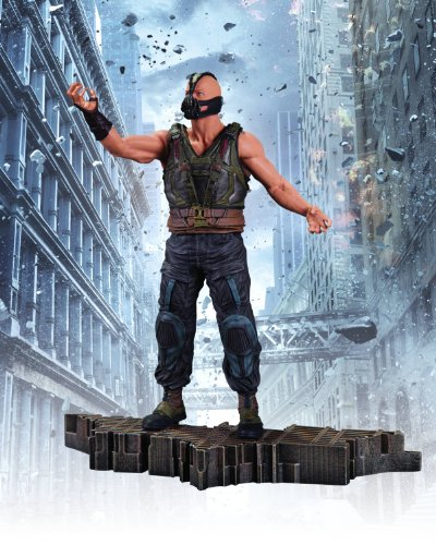 DC Direct The Dark Knight Rises: Bane 1:12 Scale Statue at Gotham City Store
