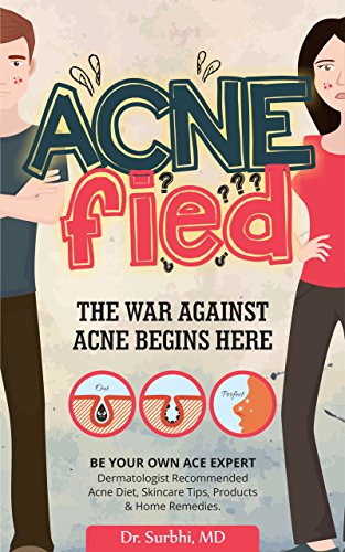 Acnefied- the war against acne begins here by Dr Surbhi MD Skin