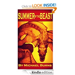 SUMMER OF THE BEAST (The Beast Trilogy) Michael Burns