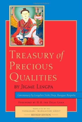 Treasury of Precious Qualities: Book One
