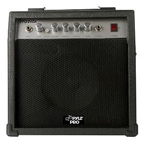 Pyle-Pro PPG240A 20 Watt Portable Guitar Amplifier