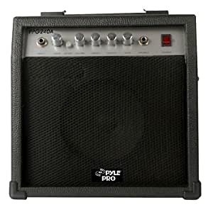 Pyle-Pro PPG240A 20 Watt Portable Guitar Amplifier