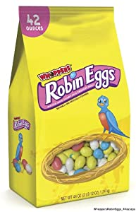 Whoppers Easter Robin Eggs, 42-Ounce Bags (Pack of 3)