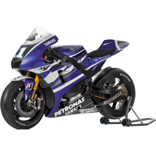 New Ray Yamaha MotoGP Ben Spies #11 Replica Motorcycle Toy - 1:12 Scale