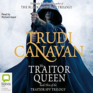 The Traitor Queen Audiobook