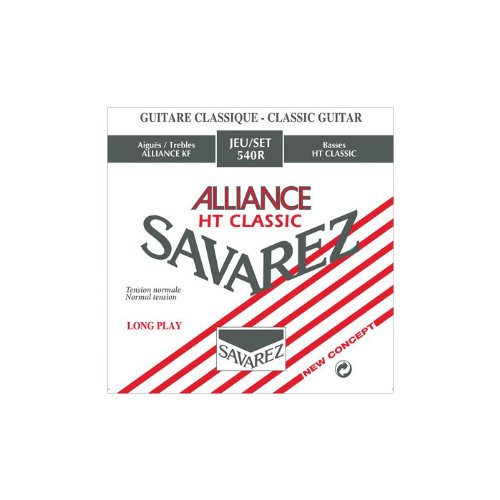 Savarez 540R Alliance Classical Guitar Strings,