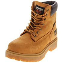 "Hot Sale Timberland Men's Pro 6"" Insulated Waterproof Boot Steel Toe Wheat 9 D(M) US"