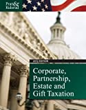 img - for Corporate, Partnership, Estate and Gift Taxation 2013 book / textbook / text book