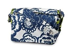 Ju-Ju-Be Be All Diaper Bag, Cobalt Blossoms by Ju-Ju-Be