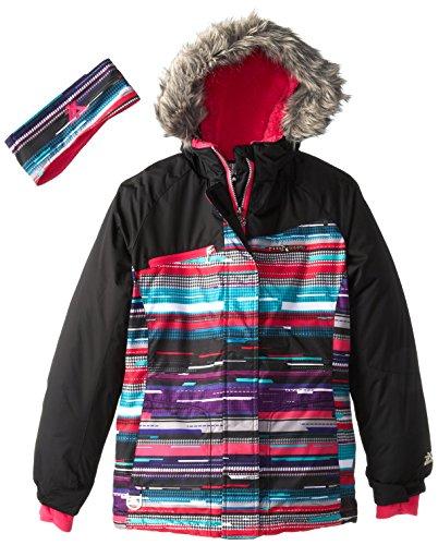 104dfde9a ZeroXposur Big Girls  Kayla Snowboard Jacket - Import It All