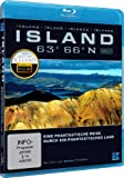 Image de Island 63° 66° N - Volume 1 [Blu-ray] [Import allemand]