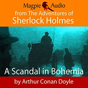 A Scandal in Bohemia Audiobook