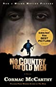 No Country for Old Men by Cormac McCarthy cover image