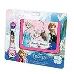Disney Frozen Watch and Wallet Gift Set