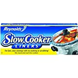 Reynolds Metals 00504 Slow Cooker Liners 13&quot;X21&quot;