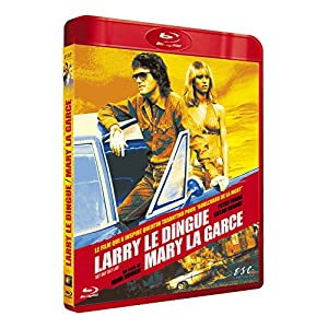 LARRY LE DINGUE, MARY LA GARCE [Blu-ray]