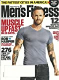 img - for Men's Fitness Magazine March 2012 Biggest Loser Bob Harper, 12 Ways to Improve Any Workout book / textbook / text book