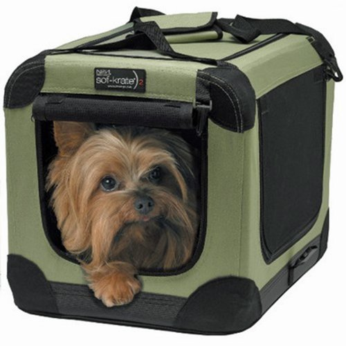 Artikelbild: Noz2Noz 661 N2 Sof-Krate Indoor/Outdoor Pet Home, 21-Inch, for Pets up to 15 Pounds (661) by Noz2Noz
