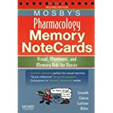 Mosby's Pharmacology Memory NoteCards: Visual, Mnemonic, and Memory Aids for Nurses, 2e ~ Jo Carol Claborn