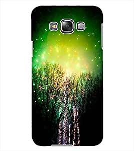 ColourCraft Amazing Night View Design Back Case Cover for SAMSUNG GALAXY GRAND MAX G720
