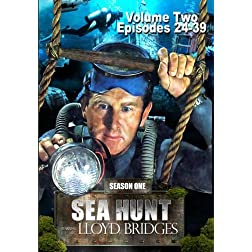Sea Hunt: Season One  - Volume Two  (Episodes 24-40) - Amazon.com Exclusive