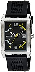 Sonata Analog Black Dial Mens Watch - 7999SP01A
