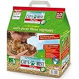 Litière Végétale Naturelle pour chat 10L