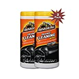 Armor All® Orange Cleaning Wipes 25 per Canister 45025EN 2pack