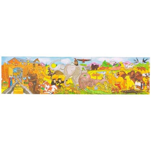 Bigjigs Toys BJ032 Noah's Ark Puzzle - 1