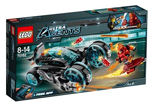 Lego 70162 Ultra Agents Infearnos Interceptor